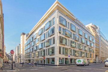 Exterior facade 69 Wilson Street, Shoreditch let by Anton Page