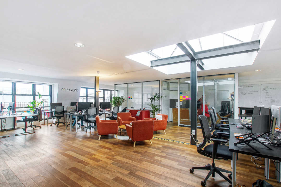 office space clerkenwell