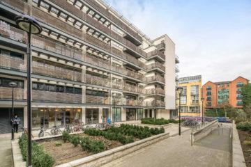 Reliance Wharf, Hertford Road, London, N1 5EW - Anton Page