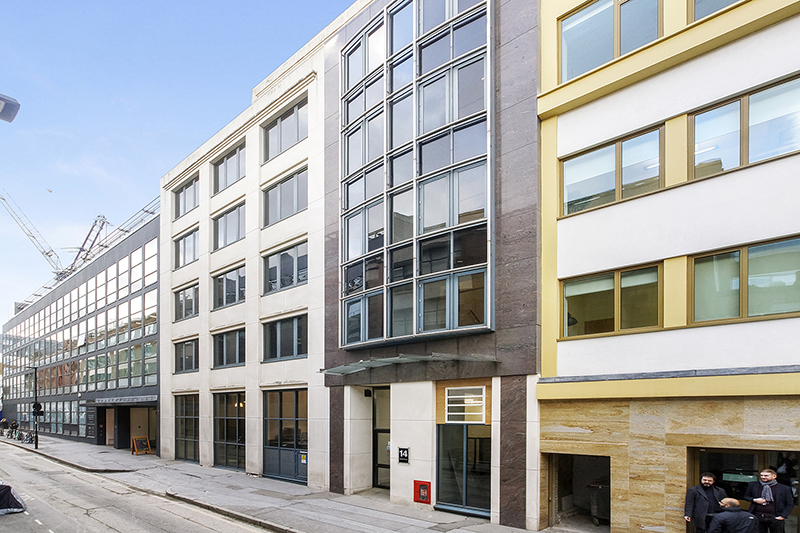 14 Bonhill Street, Shoreditch, London EC2